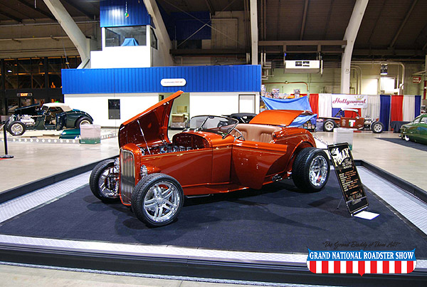 2009 America's Most Beautiful Roadster Outstanding Class Award - 1932 Roadster - Phil Friedrich