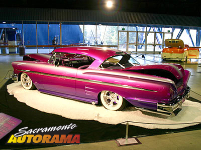 2006 World's Most Beautiful Custom Runner Up - 1958 Chevrolet - William and Louise George