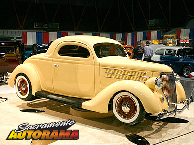 2006 Boyd Coddington's Pick - 1936 Ford - Tom Smith