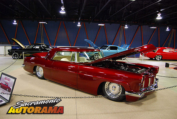 2009 World's Most Beautiful Custom Runner Up - 1956 Continental Mark II - Bob Cecchini