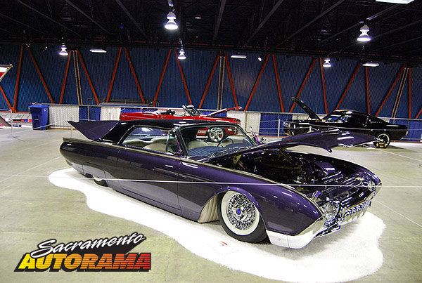 2009 World's Most Beautiful Custom Runner Up - 1962 Ford Thunderbird - Brandon Penserini