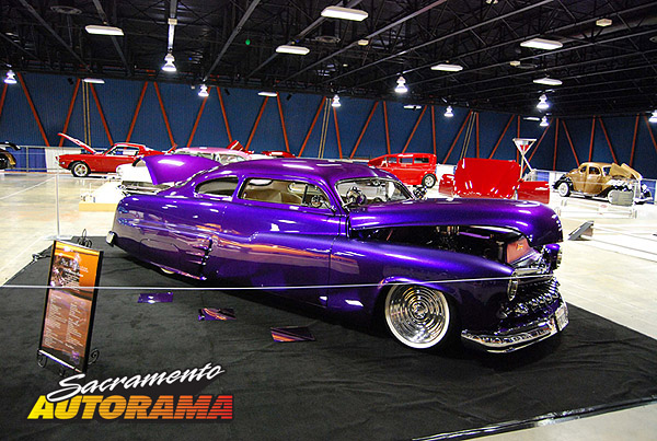 2009 World's Most Beautiful Custom Runner Up - 1950 Mercury Two Door Kustom - Phillip Retamoza