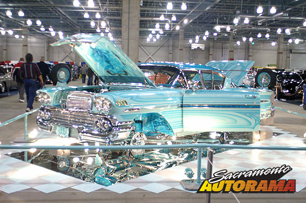 2009 Sweepstakes Award Custom - 1958 Chevrolet Impala - Chris Roark