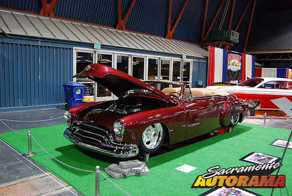 2009 World's Most Beautiful Custom Runner Up - 1949 Oldsmobile Convertible - Paul G. White